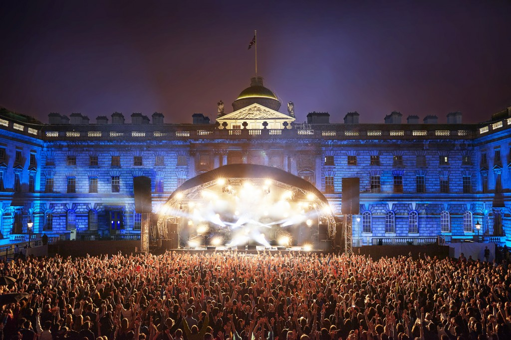 1. Summer Series at Somerset House © James Bryant